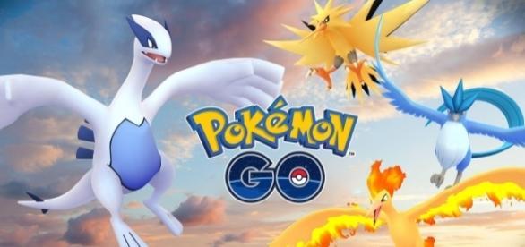 Legendary Pokémon Articuno and Lugia are here! Facebook/Pokemon GO