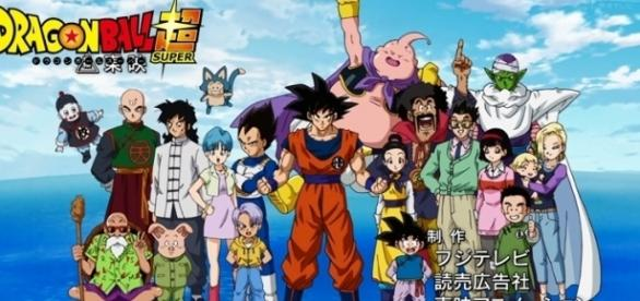 Protagonistas actuales de 'Dragon Ball Super'