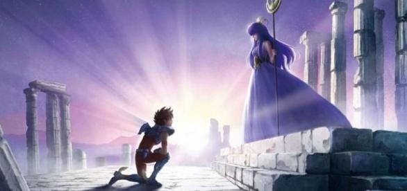 realizará remake de Los Caballeros del Zodiaco - latercera.com