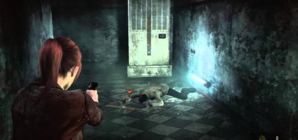 """""""Resident Evil: Revelations"""" comes out on August 29 on PlayStation 4 and Xbox One. [Image via YouTube/Nick Robinson]"""