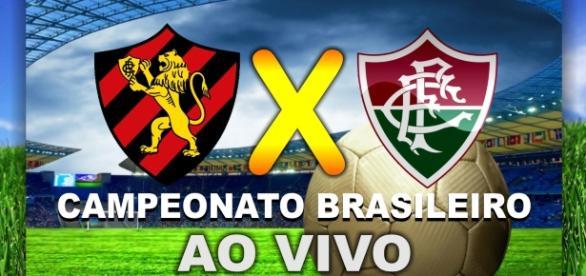 Sport e Fluminense se enfrentam pela 18ª rodada do Campeonato Brasileiro 2017