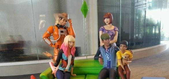 The Sims 4 / SimsVIP / YouTube Screenshot