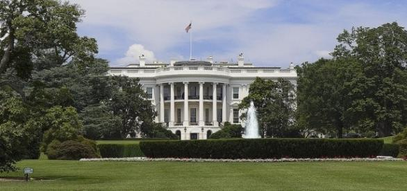 The White House exterior. / [Image by Stefan Fussan via Flickr, CC BY-SA 2.0]