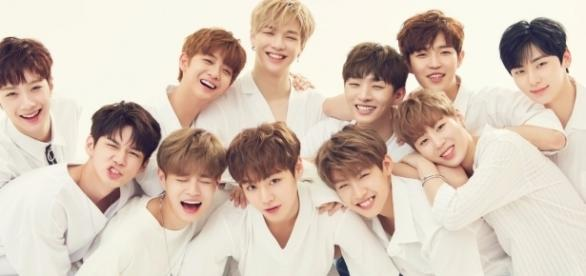 WANNA ONE Group Profile (via Twitter - Wanna One)