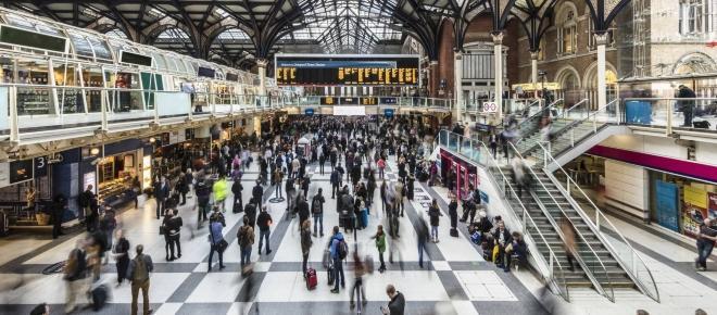 El gran hermano ha llegado al Metro de Londres