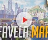 'Overwatch' fan-made Favela map could inspire Blizzard's future maps(Joshua Llorente/YouTube Screenshot)
