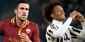 Juventus, con la Roma ipotesi scambio Cuadrado-Strootman ... - todaysport.it