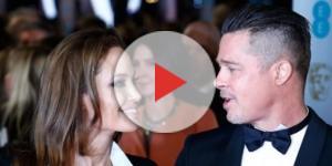 Angelina Jolie e Brad Pitt estão se separando