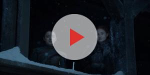 'Game of Thrones' Season 7 Episode 6: Arya and Sansa / Photo via TheCell09, www.youtube.com