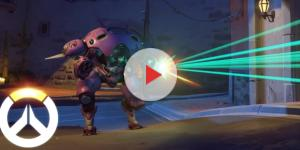 """D.Va is arguably one of the best tank heroes in """"Overwatch"""" (via YouTube/PlayOverwatch)"""