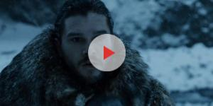 Jon Snow no sexto episódio da sétima temporada de ''Game of Thrones''