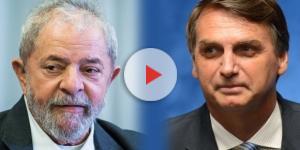 Lula e Bolsonaro são os primeiros nas pesquisas