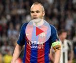 Barça : Et si Iniesta quittait le club ? (image via snfoot.tk)