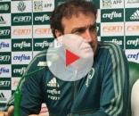 Cuca fala com a imprensa após nova derrota