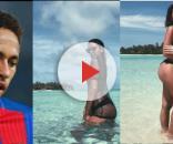 De biquíni, Bruna Marquezine e Fiorella Mattheis arrasam nas Ilhas Maldivas