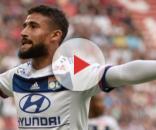 Nabil Fekir inscrit l'un des buts de l'année contre Bordeaux (image via eurosport.fr)