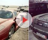 Por ano, mais de 3.000 máquinas de luxo são completamente abandonadas em estacionamentos de aeroportos de Dubai