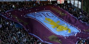 Logo du club d'Aston Villa - Angleterre