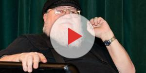 "George RR Martin teased fans on ""The Winds of Winter"" possible release date. Photo by whycreate/YouTube Screenshot"