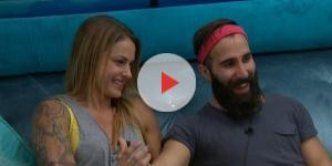 'Big Brother 19' Christmas and Paul used w/ permission via CBS.