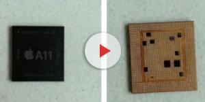 Chip a11 che costituirà iPhone 8