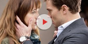 Jamie Dornan and Dakota Johnson claimed that they're just friends. Photo by FIftyShades/YouTube Screenshot