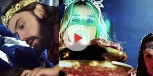 Princesa Shamiran recebe milagre em 'O Rico e Lázaro'