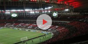 Torcida do Flamengo promete fazer mais um mosaico no Maracanã