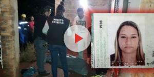 Vítima foi assassinada na varanda de sua residência (Foto: Reprodução)