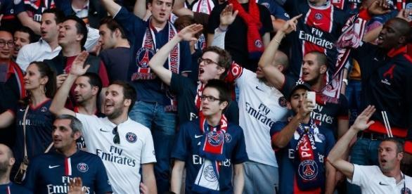 Les supporters du PSG sont incroyables !