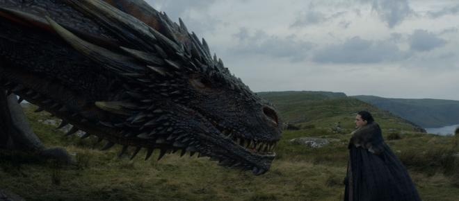 Jon Snow to ride his own dragon in Game of Thrones season finale?