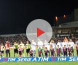 La formazione del Crotone contro il Milan