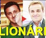 Salário de apresentadores famosos cai na internet