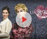 Soap opera Una Vita, foto logo.
