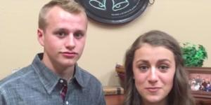 Josiah Duggar and Marjorie Jackson-Image by TLC/YouTube