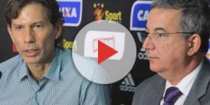 Dirigentes do Sport Clube Recife