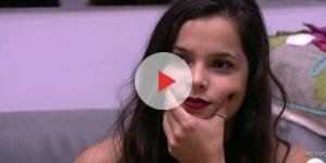 Ex-BBB Emilly comete gafe ortográfica