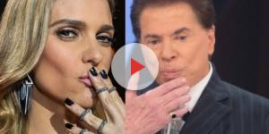 Fernanda Lima polemizou com Silvio