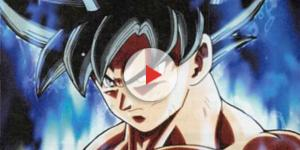 Goku's new form. [Image via Youtube/Geekdom101 Channel]