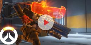 "Soldier: 76 is one of the go-to DPS characters in ""Overwatch"" (via YouTube/PlayOverwatch)"