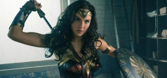 Gal Gadot is Wonder Woman | BagoGames | Flickr