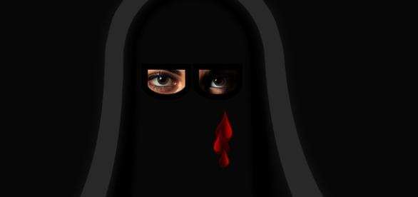 The closed world of Muslim women.photo pixabay.com/en/niqab-religion-woman-muslim-girl-2521730/