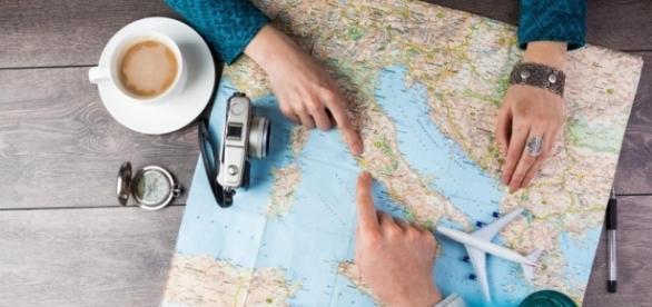 Un anno di studio e lavoro all'estero per imparare una lingua e maturare.