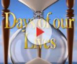 Days of our Lives logo. (Image via YouTube screengrab/NBC)
