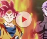 Goku y Hit en el episodio 104 de DBS.