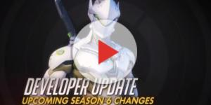 "A screenshot from the recent Developer Update for ""Overwatch."" - YouTube/PlayOverwatch"