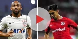 Jogadores - Corinthians e Internacional