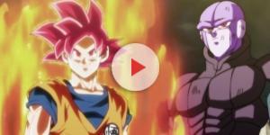 Goku y Hit en el episodio 104 de DBS.