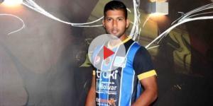 Il centrocampista Hermes Aristoteles Romero.