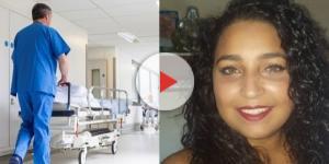 Mulher morre após ser partida ao meio por elevador de hospital